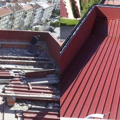 Remodelação Telhado