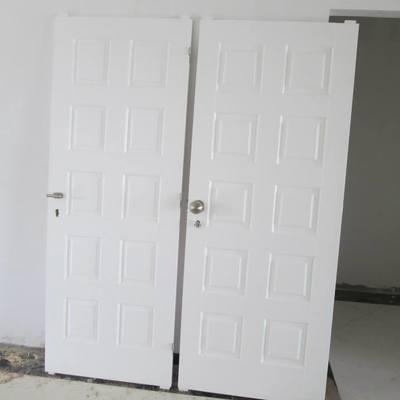 porta maciça lacada