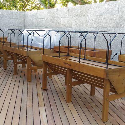 Construção Deck Madeira