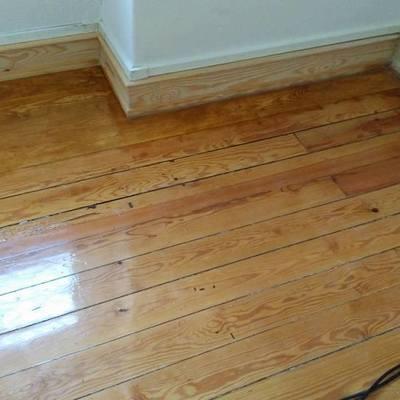 remodelação de piso
