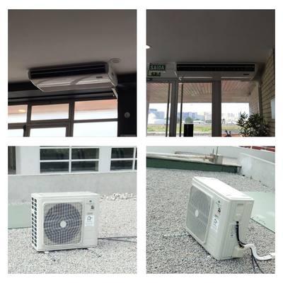 Instalação de Equipamento Ar Condicionado
