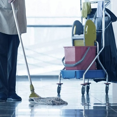 Limpeza de habitação