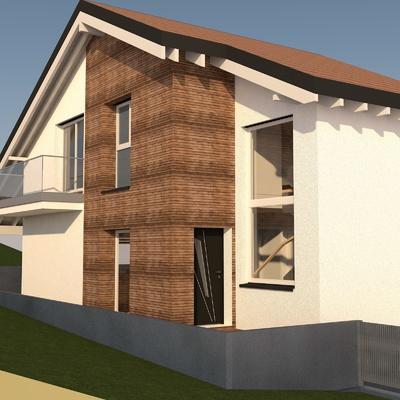Projeto arquitetura Suiça