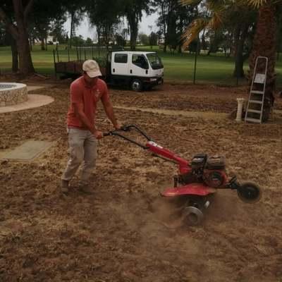 Remodelação de Jardim