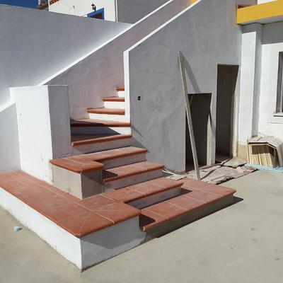 Reabilitação/Ampliação de casa em Vila Nova de Milfontes