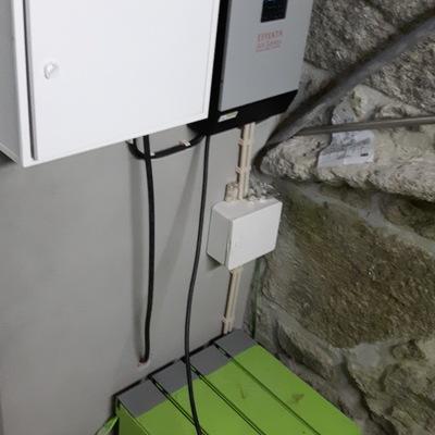 Energia Eléctrica Autónoma - Casa de Fim de Semana