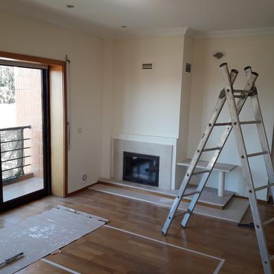 Pintura de um Apartamento