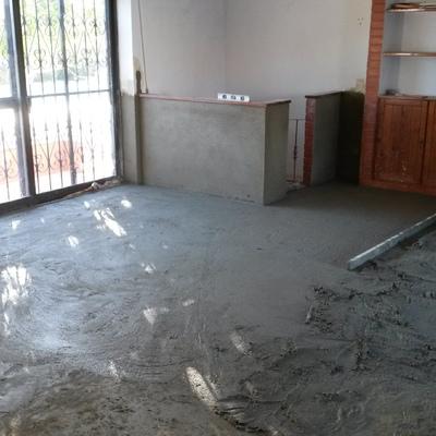 Remodelação Sala Vivenda Sintra