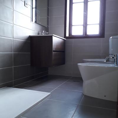 Renovação de quarto de banho
