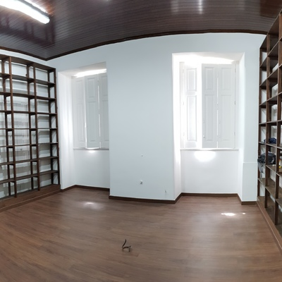 Restauracao de Biblioteca