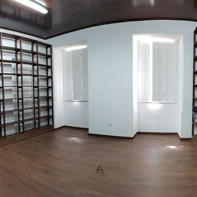 Biblioteca restaurada
