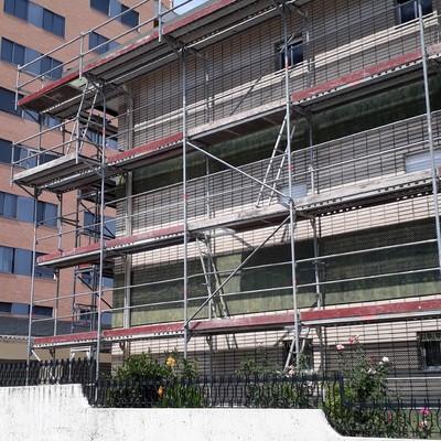 Conservação de fachadas