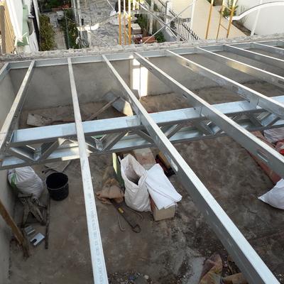 Estrutura para telhado