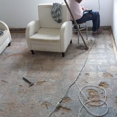 Afagamento de chão