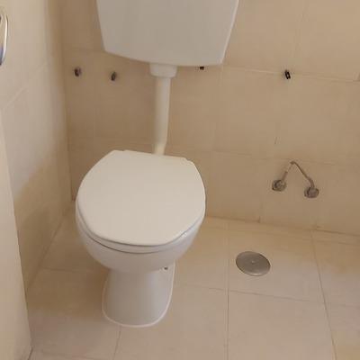 Substituição sanitários
