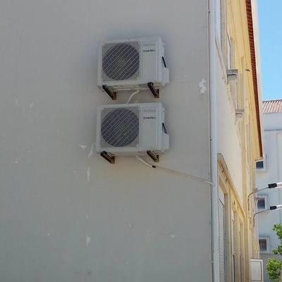 Instalação Exterior