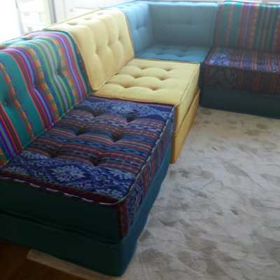 Estofamento sofá