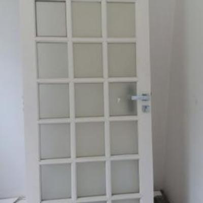 Pintura porta