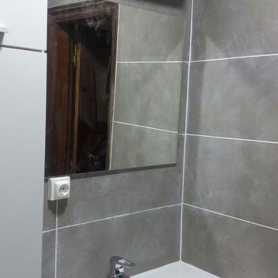 Remodelação casa de banho depois
