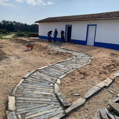 Construção de Casa Rústica