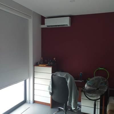 Instalação de Ar Condicionado (quarto)