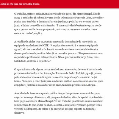 PONTE DE LIMA - ICNF