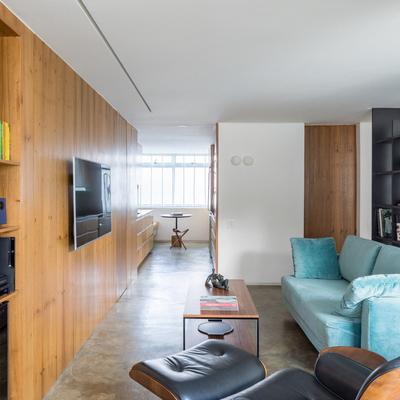 Sala de estar em Brasilia