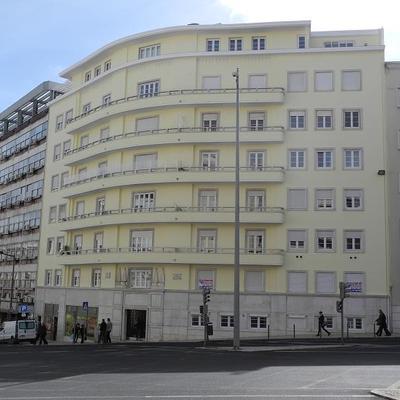 Av Duarte Pacheco - Lisboa