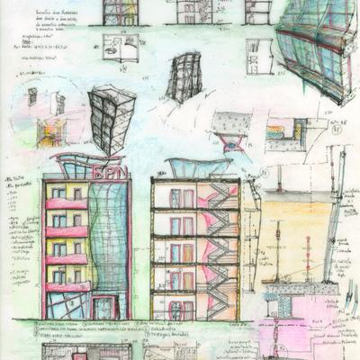 Estudo fachada