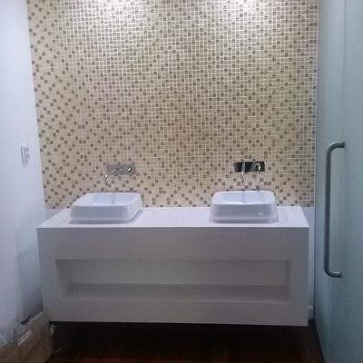lavatório  para um  casal  Estoril
