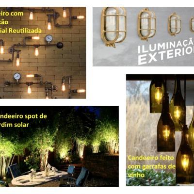 Iluminação de residencias