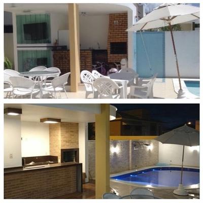 Remodelacao area externa,piscina e churrasqueira.