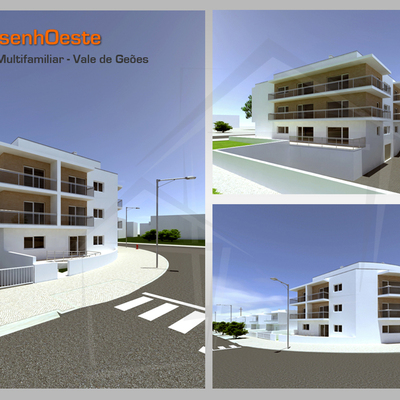 Edifício Multifamiliar - VG
