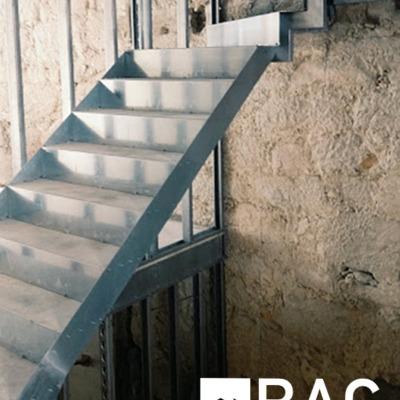 Execução de Escadas Interiores - LSF