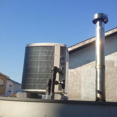 Substituição Caldeira Gasoleo por Bomba de Calor