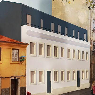 Projecto 3D - Barracas House
