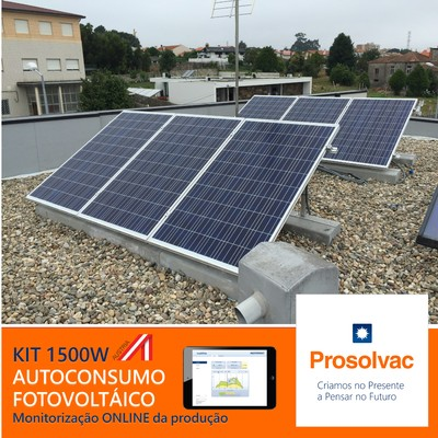Instalações fotovoltaicas