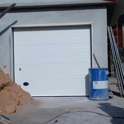 Seccionado de garagem