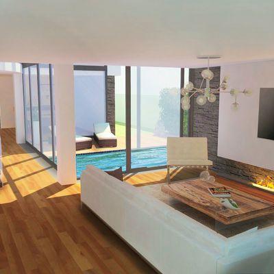 Projecto 3D - Moradia V3 Algarve