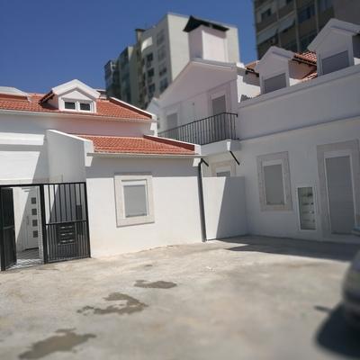 Reabelitaçao de vivendas em campo grande Lisboa