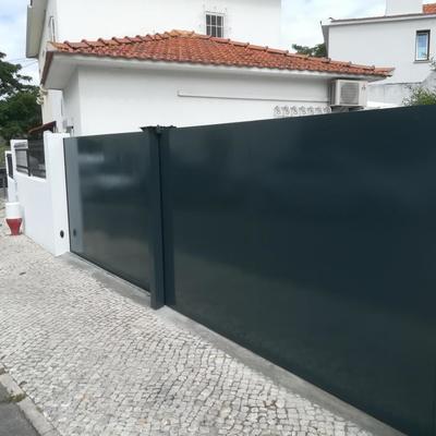 Portao Ferro em Lisboa