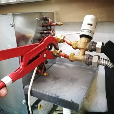 Manutenção Ventiloconvector