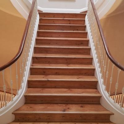 Reparação de Escadas