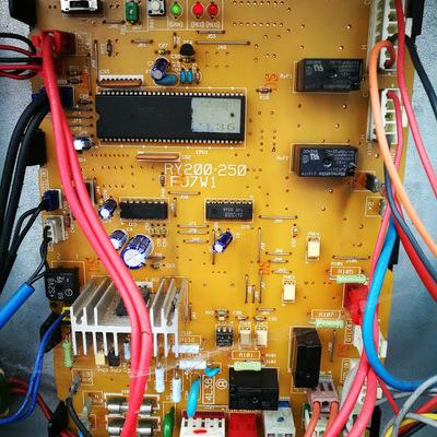 CheckUp Placa Eletronica VRV