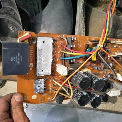 Manutenção Corretiva Inverter