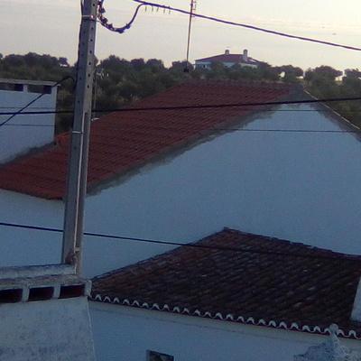 Arranjo de telhado