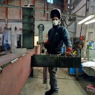 Pilares vigas para construção