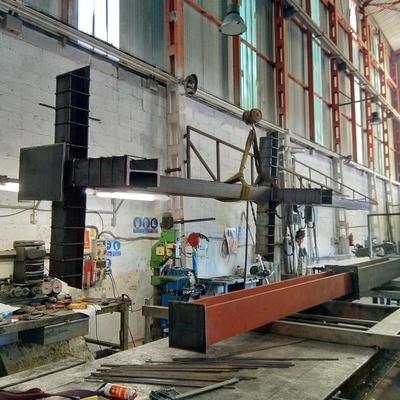 Pilares para construção