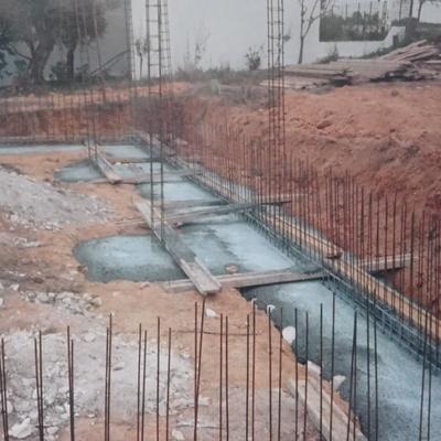 Início de construção