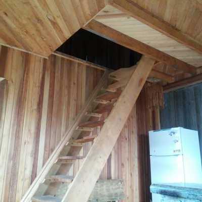 escada assimetrica